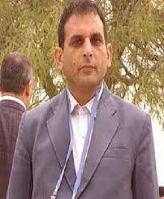 Committee Member for AGRI 2021 Conference - Rohitashw Kumar
